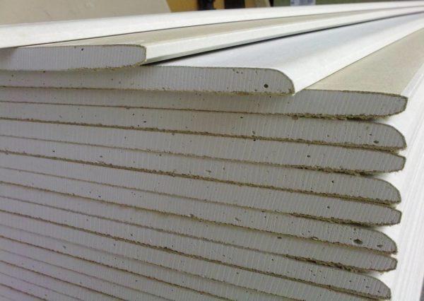 Гипсокартон – основной материал для отделки стен по нашей технологии