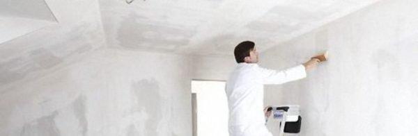 Грунтовка стен перед шпаклевкой — обязательный этап подготовительных работ