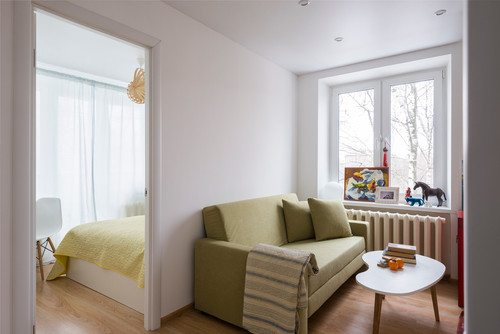 Бюджетное преображение маленькой квартиры в хущевке