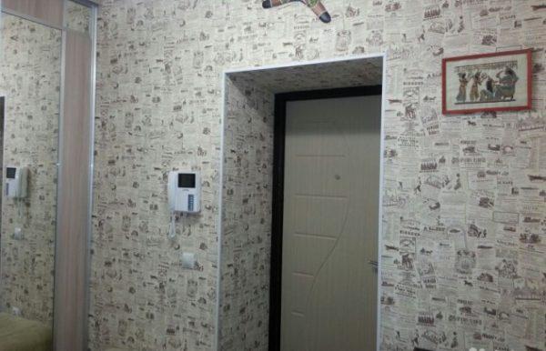 Хотите обновить комнату? Почему бы не сделать это экономно, при помощи газет?