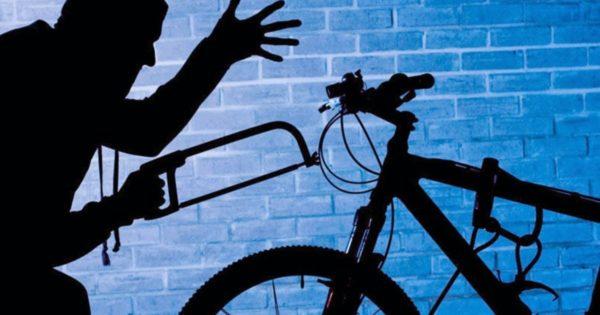 Храните велосипед рядом с собой, если конечно же не хотите остаться без него