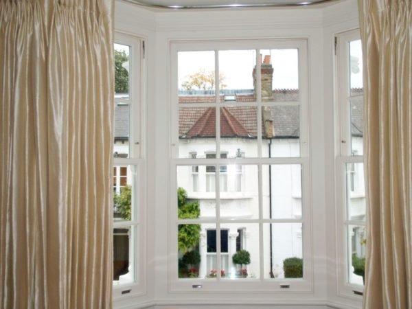 Идеально подойдут эти окна для лоджии.