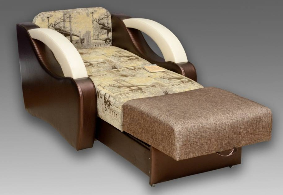 Этот вариант больше подходит в качестве гостевого спального места