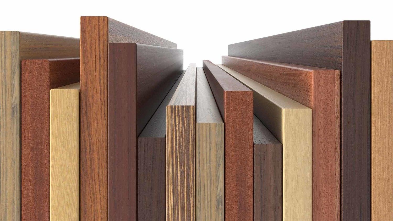 Aus welchem Material sollen die Möbel ausgewählt werden?