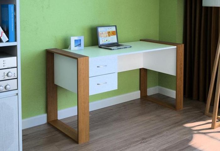 Стильный прямой вариант в современной стилистике станет настоящим украшением обстановки в комнате