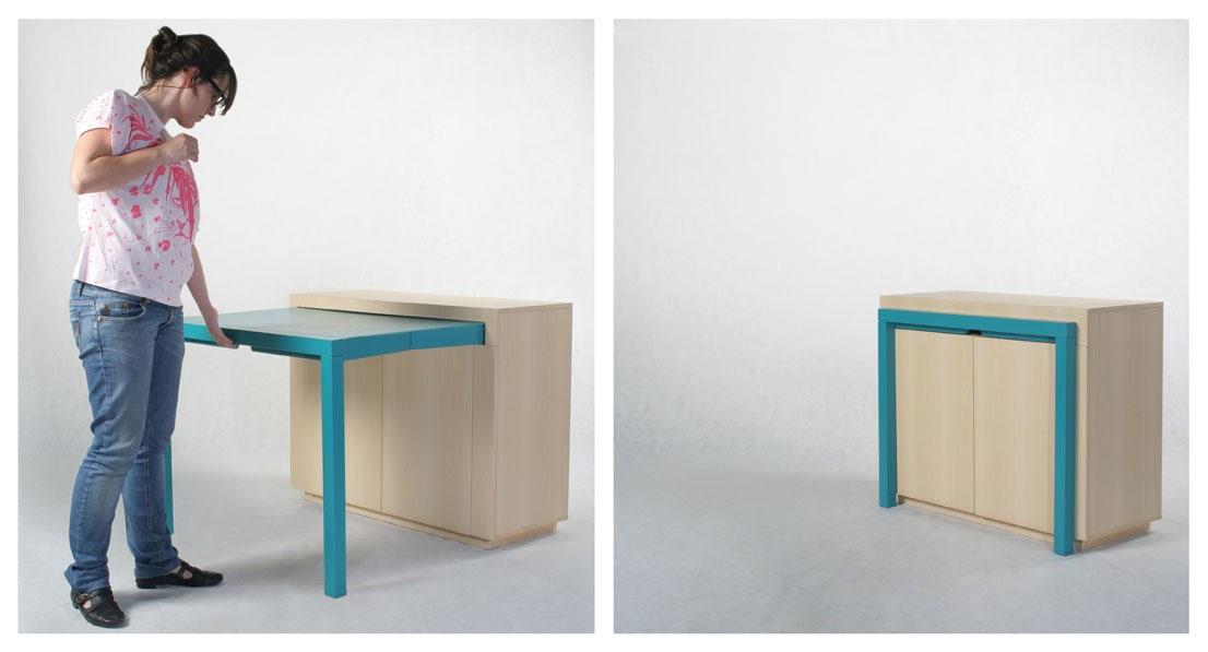 Выдвижной предмет мебели необходимо перемещать.