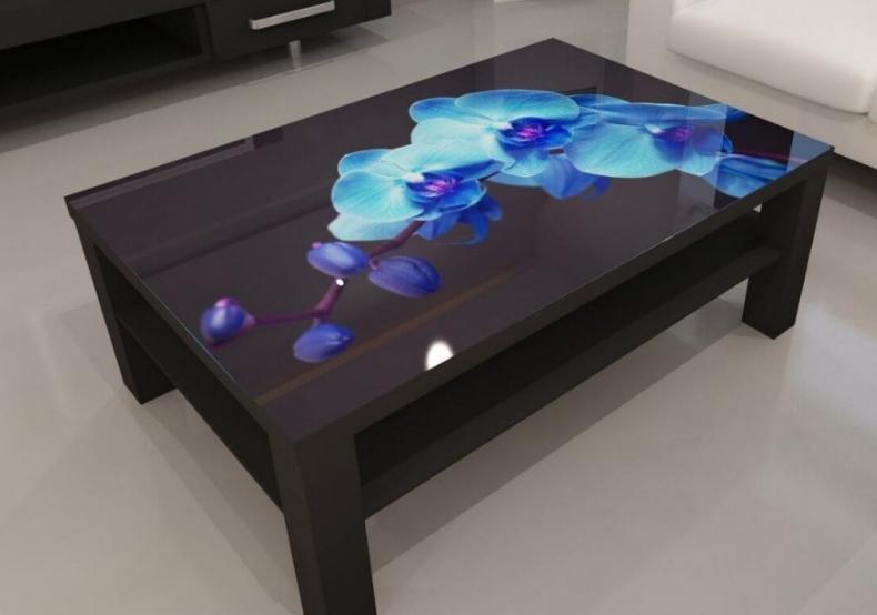 Накладка может улучшить внешний вид стола с минимальными затратами
