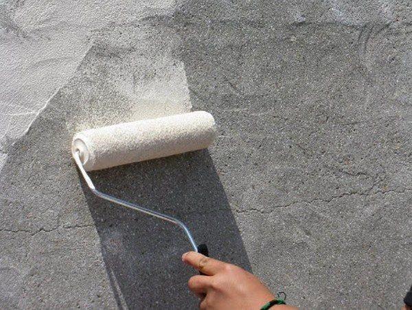 Бетоноконтакт является эффективным средством повышения адгезивности бетонных поверхностей.