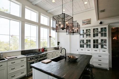 12 идей как придать стиля и шарма вашей кухне