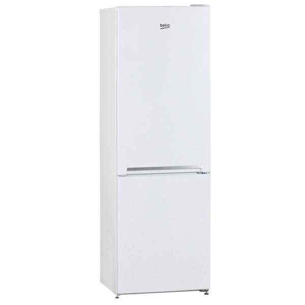 Простой минималистичный холодильник.
