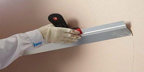 Известковая шпатлевка защищает стены от грибка