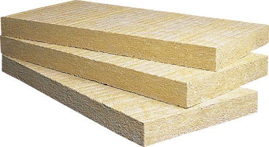 Каменная вата – пожаробезопасный и эффективный материал