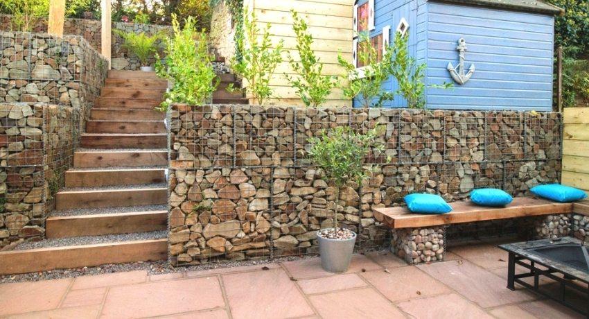 Каменные сооружения могут быть не только красивыми, но и полезными.