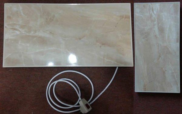 Керамические панели являются источником инфракрасного излучения
