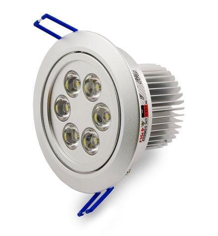 Расстояние между точечными светильниками на потолке