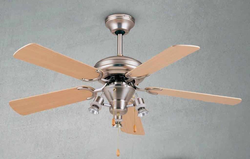 Сделать потолочный вентилятор