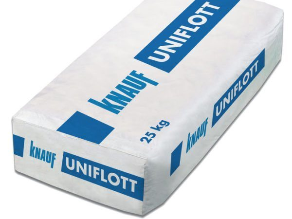 Кнауф Унифлот отличается повышенными прочностными показателями