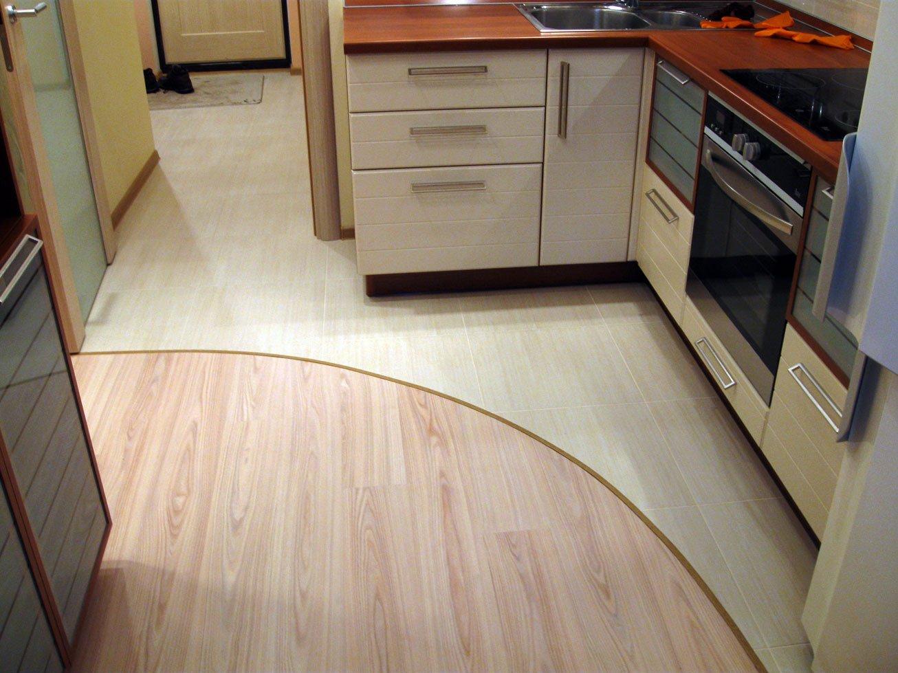 Как лучше сделать пол на кухне 45