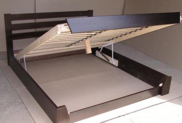 Конструкции большинства современных кроватей примерно такие же