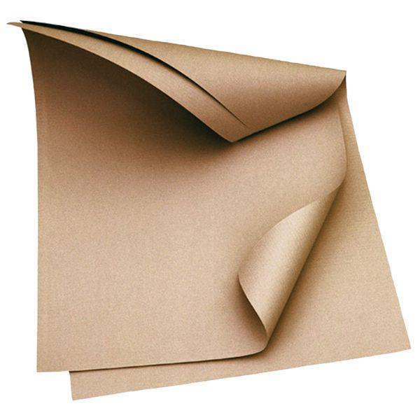 Крафт-бумага - продукт обработки отходов древесины щелочами.