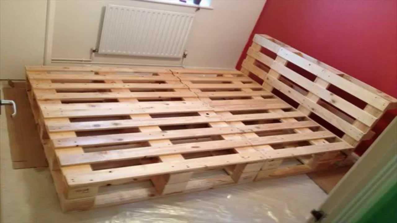Кровать из поддонов своими руками фото 162