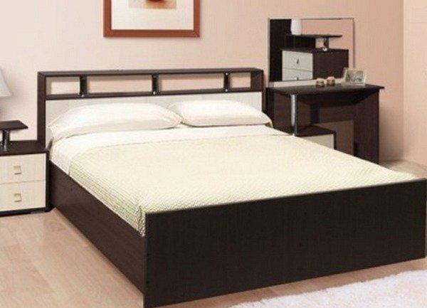 Кровать из лдсп своими руками фото 948