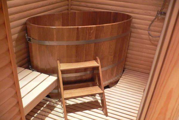Купель — это мини-бассейн для бани