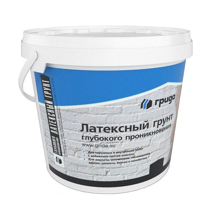 Латексная грунтовка по бетону купить межэтажное перекрытие бетоном