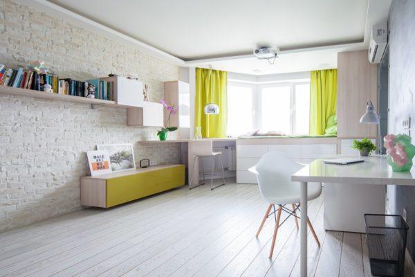Малогабаритная квартира в понимании итальянцев