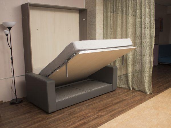 Мебель может быть многофункциональной и компактной