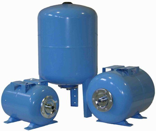 Мембранные баки — необходимый элемент автономных водопроводов