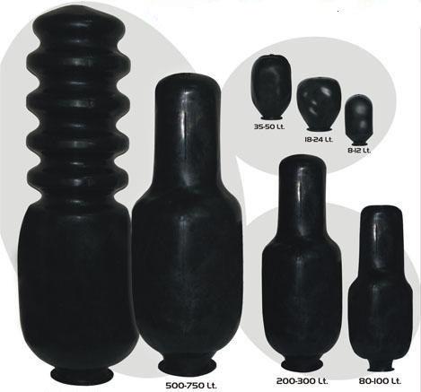 Мембраны накопителей бывают разных форм и типов