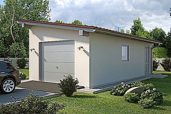 Минимальный наклон крыши для металлочерепицы составляет 14°