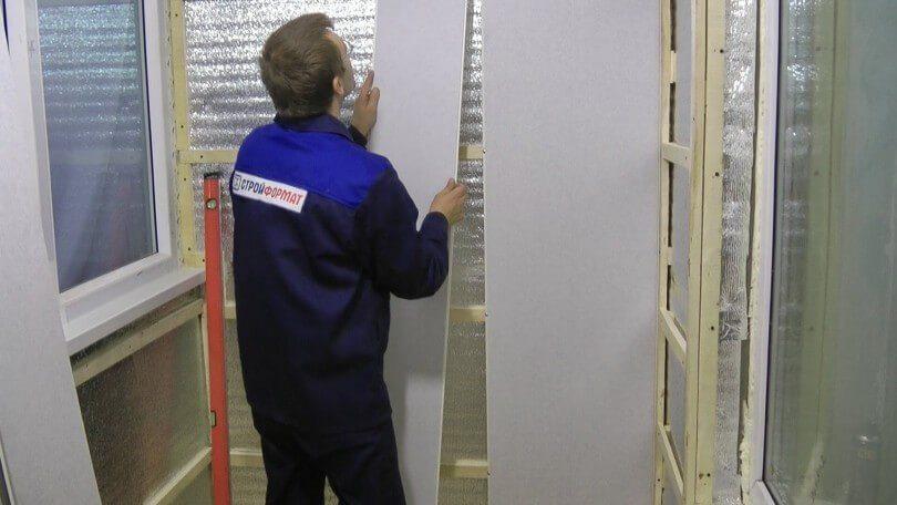 Обшить дом пластиковыми панелями своими руками