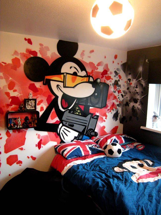 Крутые картинки на стену в комнату, открытки