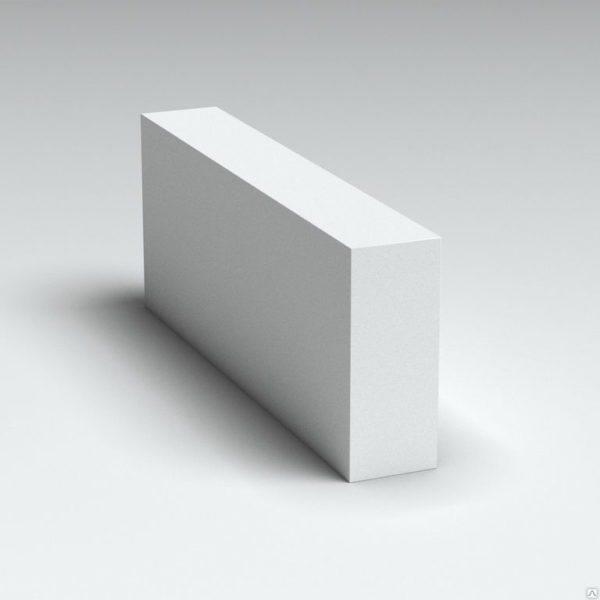 На фото: качественный газосиликатный блок от отечественного производителя – Инси