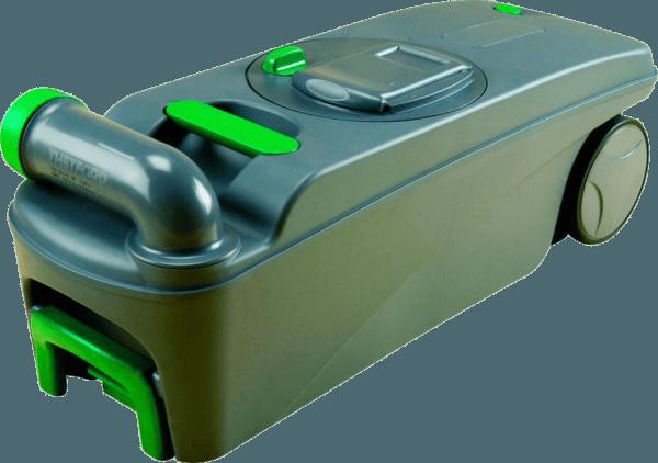 На фото – кассета для приема отходов