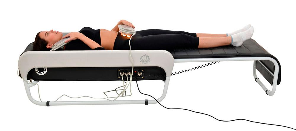 Полезны ли для позвоночника массажные кровати