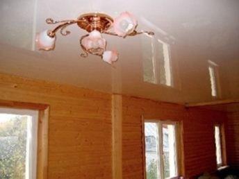 дом фото дизайн натяжные потолки