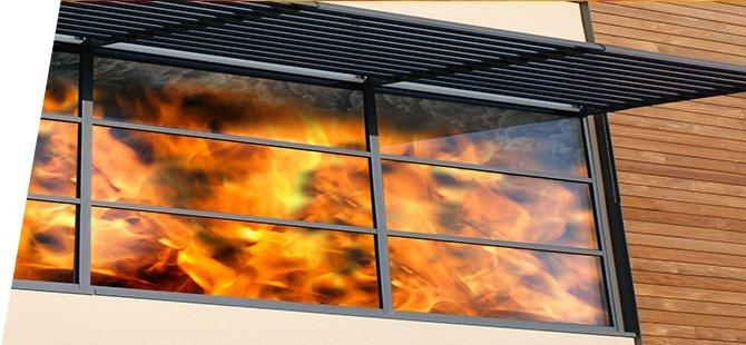 Окна противопожарные: ГОСТ, требования к решеткам, предел огнестойкости конструкций, видео и фото | Obustroeno.Com