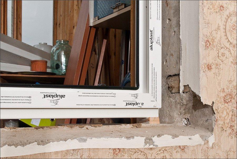 Вставляем пластиковые окна своими руками в деревянном доме видео