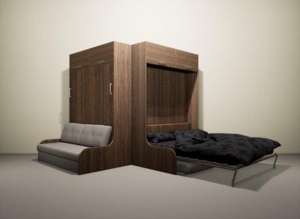 Оптимус может предоставлять разные варианты места для отдыха