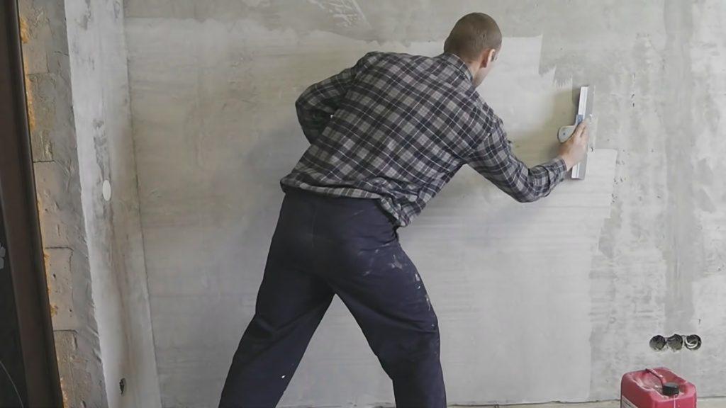 Финишное оштукатуривание стен своими руками 59