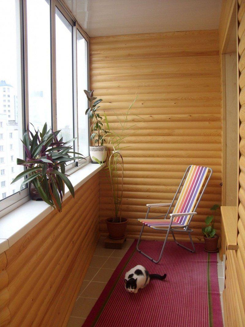 Отделка балкона: 5 актуальных вариантов обустройства obustro.