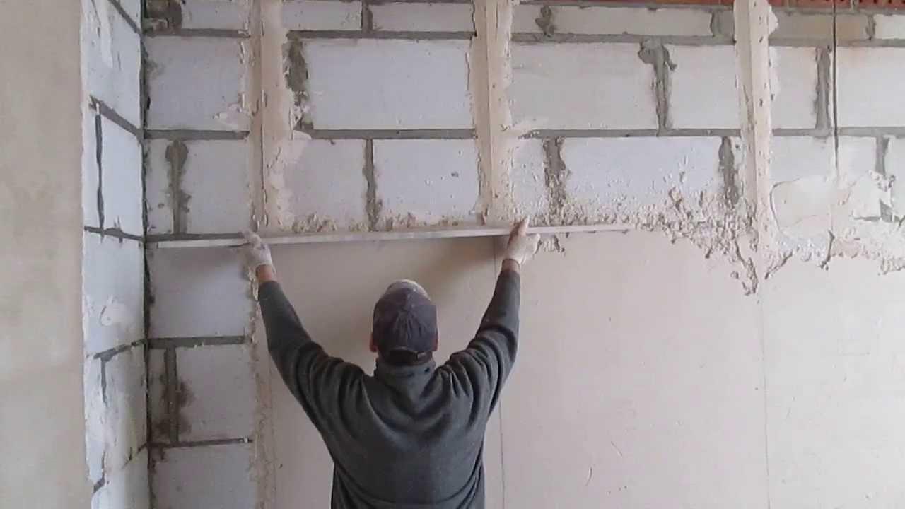 Шпаклевать или штукатурить стены: в чем разница между процедурами Obustroeno.Com