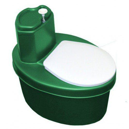 Отходы из торфяного туалета не загрязняют почву