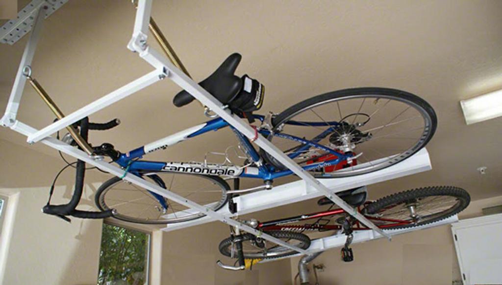 Garage Bike Racks  Garage Bicycle Storage Solutions by