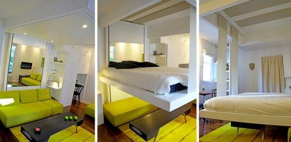Отличное решение для однокомнатной квартиры