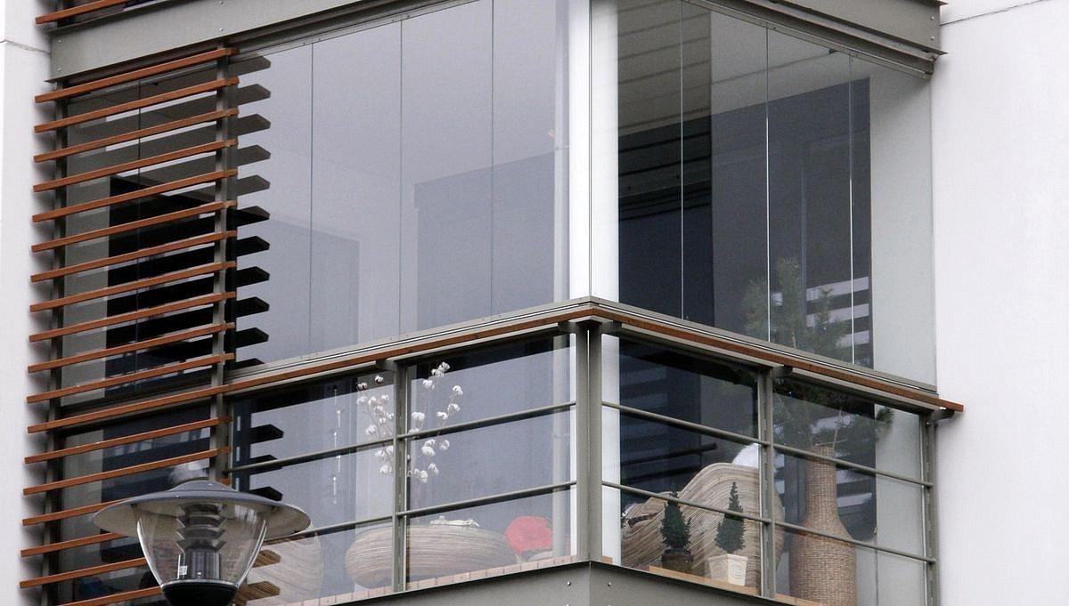 Безрамное остекление балконов недостатки виды стеклопакетов для балкона