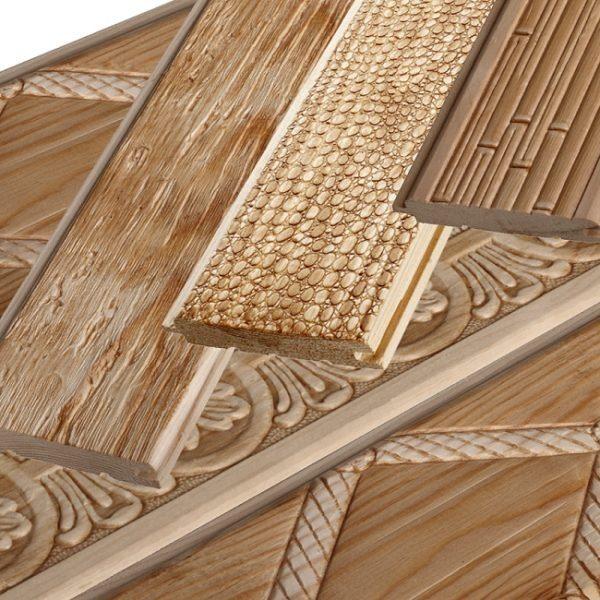 Панели из дерева – гусварблок